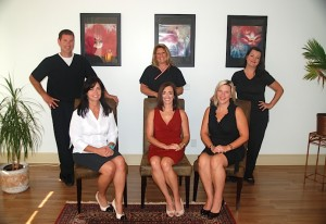 The team at Absolute Wellness Center, Mt Pleasant, SC